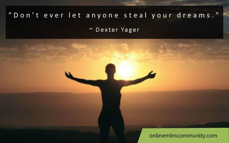 dexter yager quotes