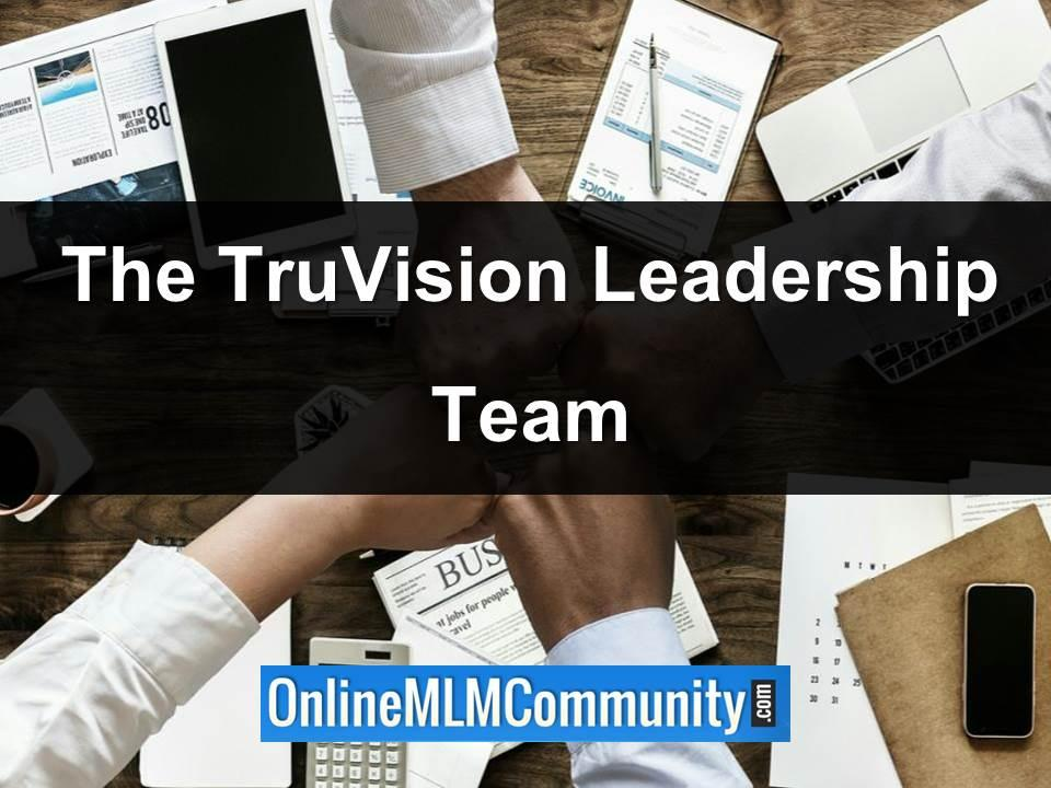 truvision health leadership team