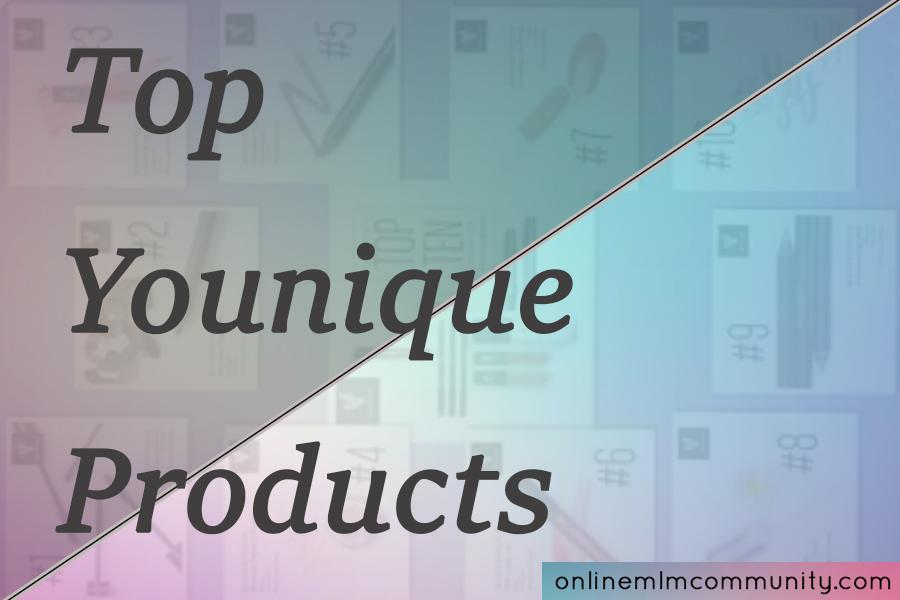 top younique products