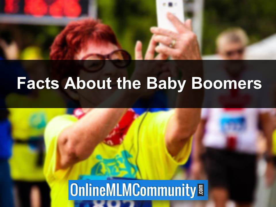 Facts About the Baby Boomers