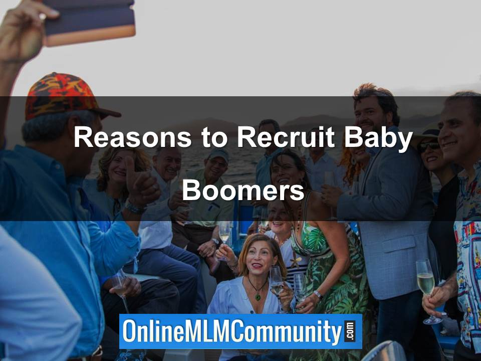 Reasons to Recruit Baby Boomers