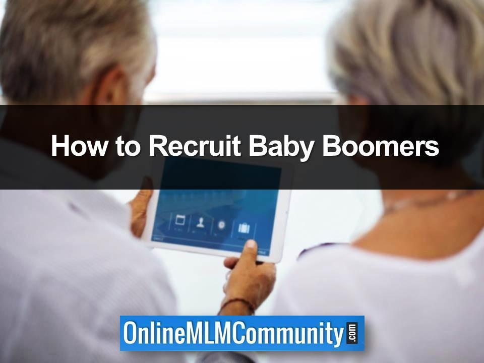 How to Recruit Baby Boomers