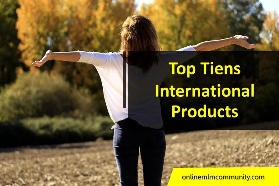 Top Tiens International Products