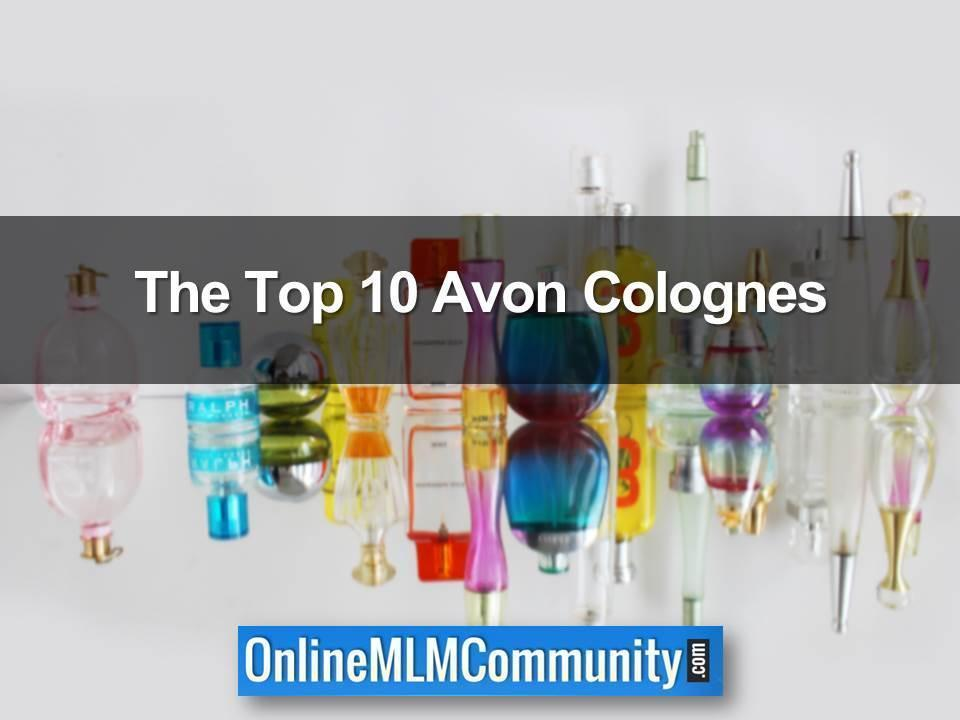The Top 10 Avon Colognes