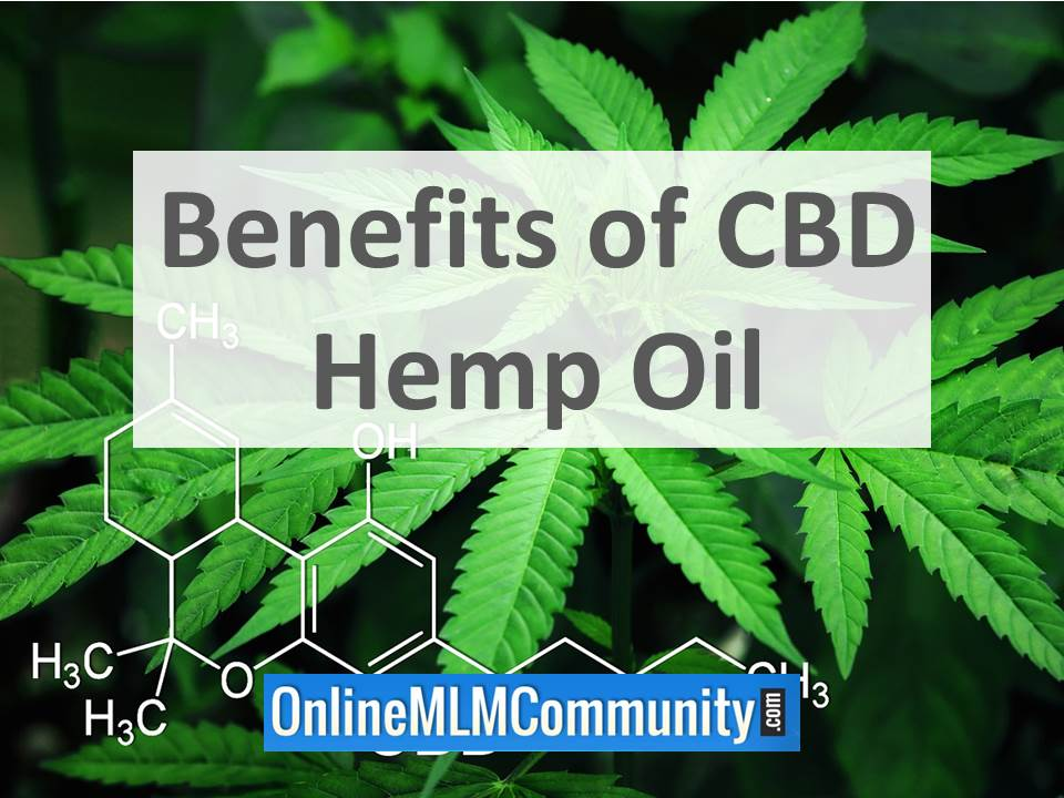 benefits of cbd hemp oil