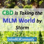 Top 10 CBD Oil MLM Companies