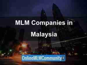 mlm companies in malaysia