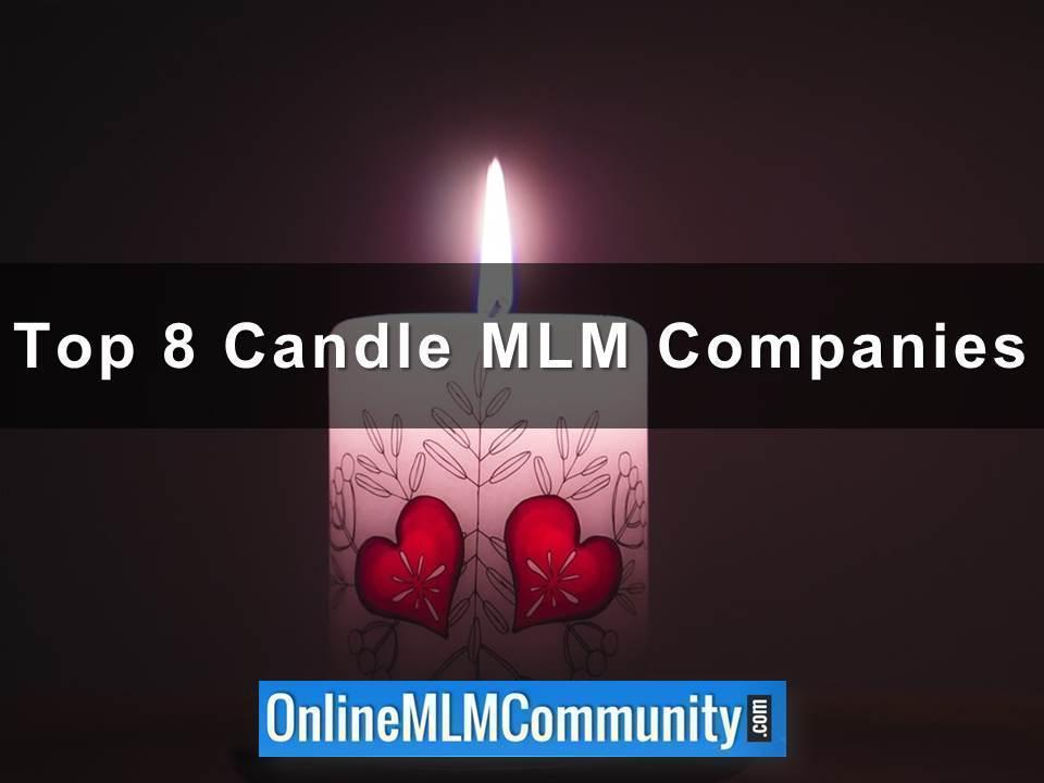Top 8 Candle MLM Companies