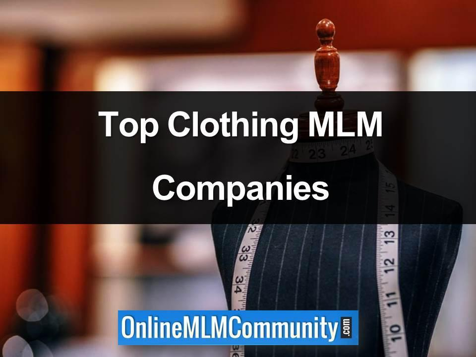 Clothing MLM Companies