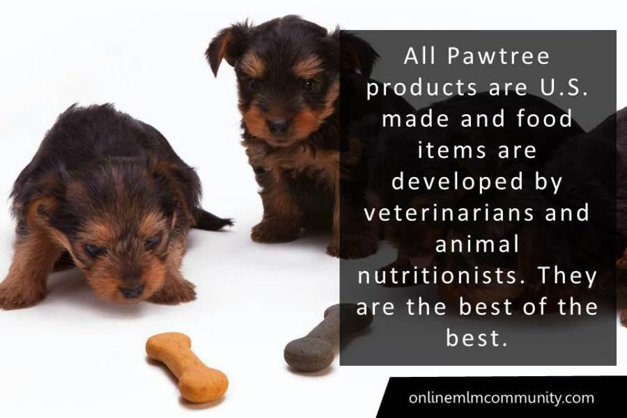 All Pawtree products are U.S. made
