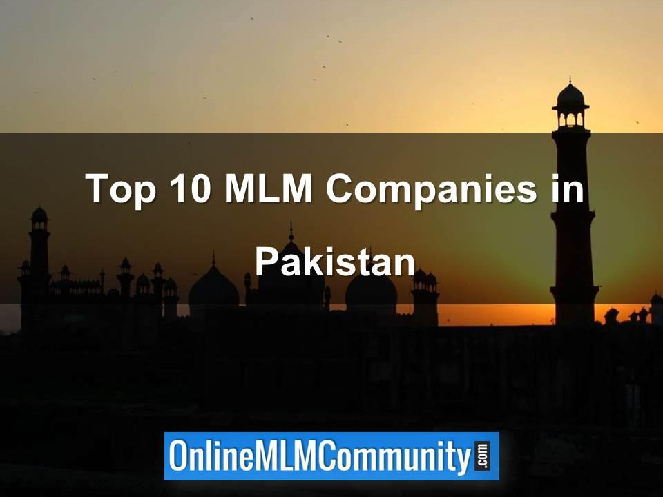 Top 10 MLM Companies in Pakistan