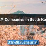 Top 10 MLM Companies in South Korea