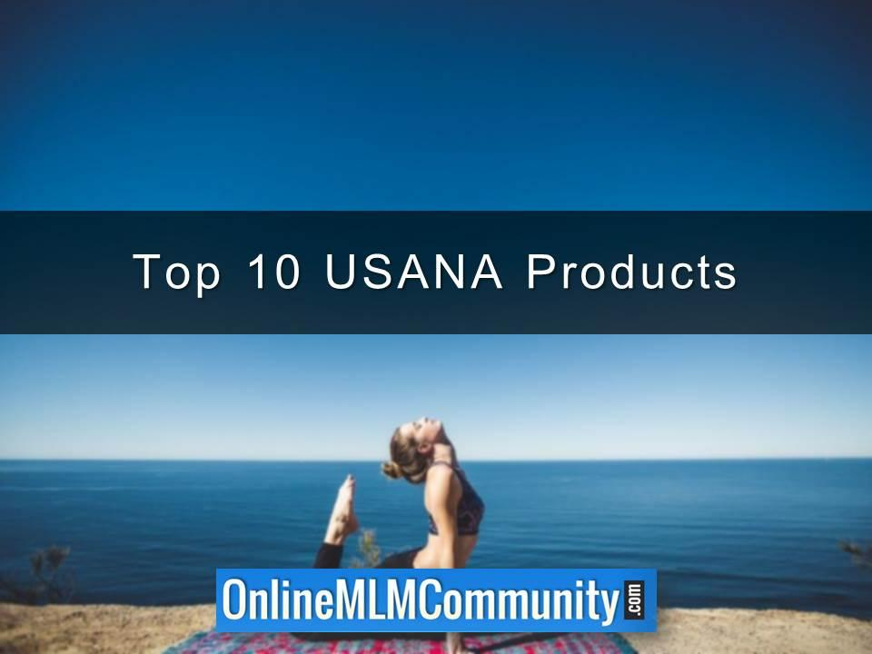 Top 10 USANA Products
