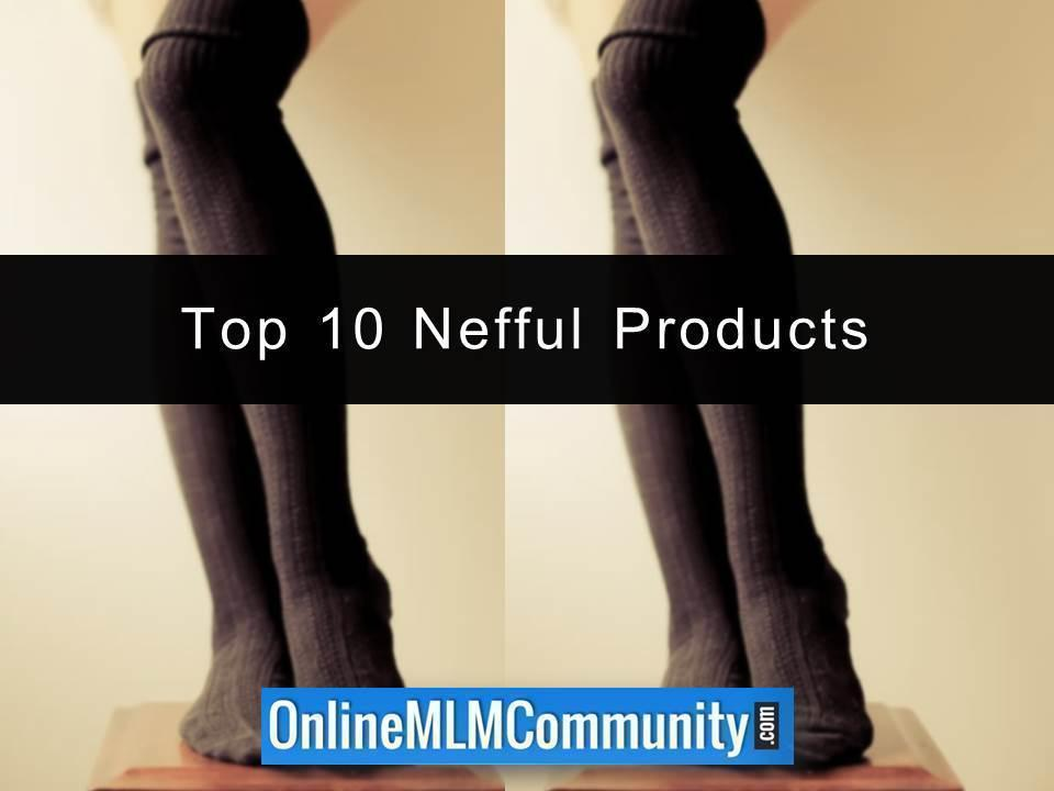 Top 10 Nefful Products