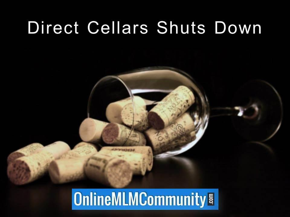 Direct Cellars Shuts Down
