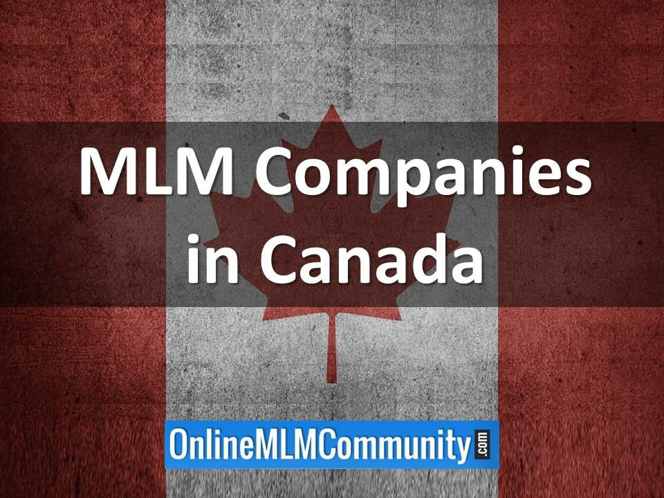 mlm companies in canada