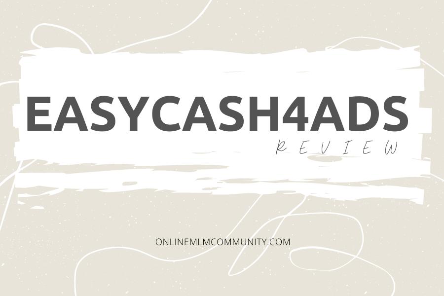 EasyCash4Ads