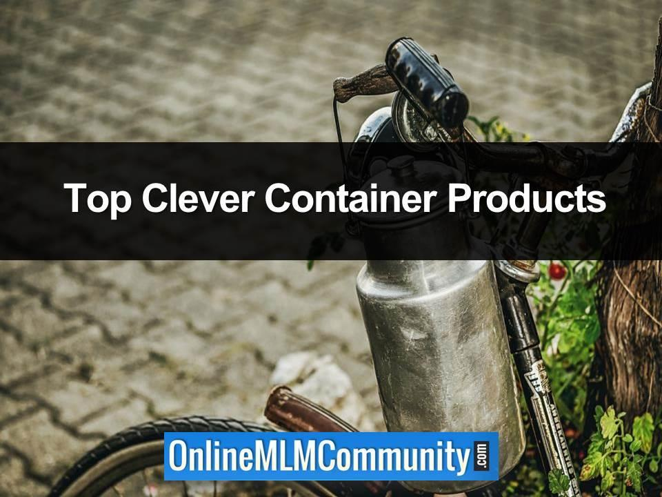 top clever container products