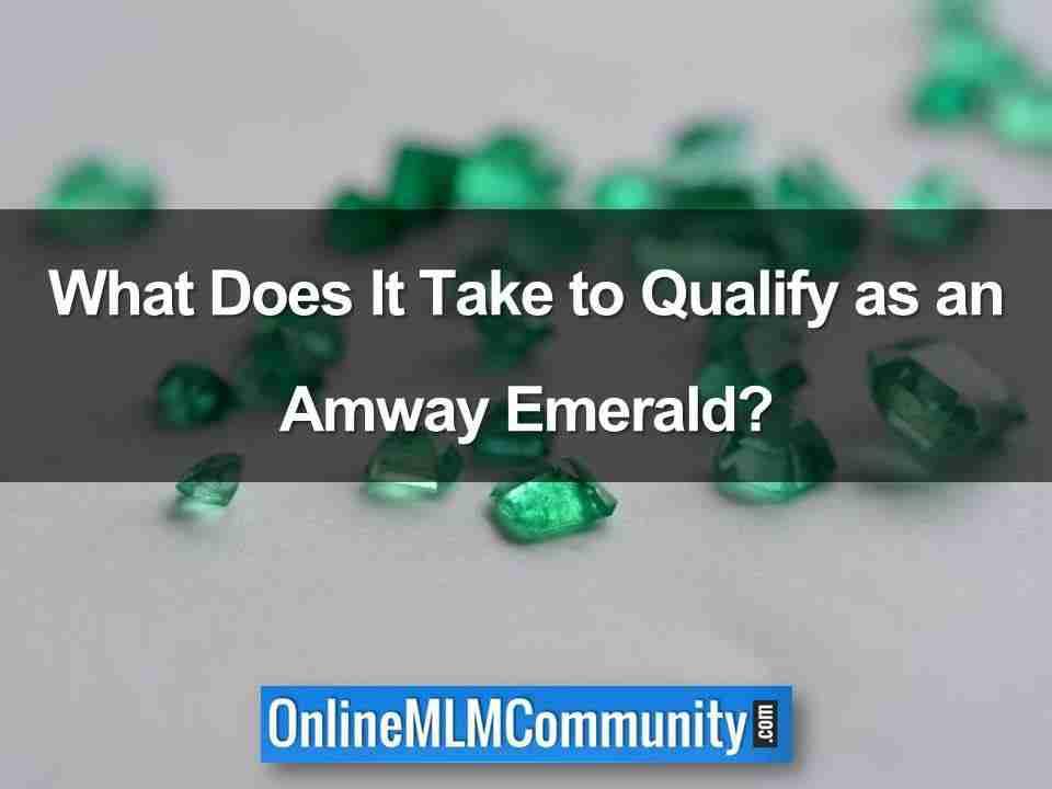 Amway Emerald