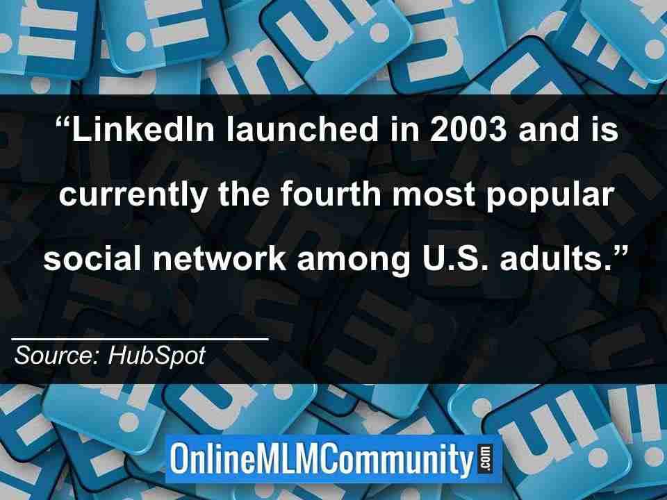LinkedIn founded