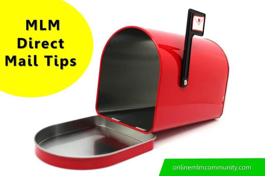 MLM Direct Mail Tips