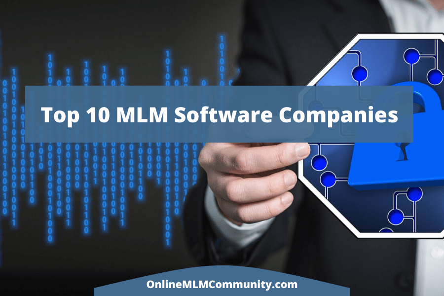 mlm software companies