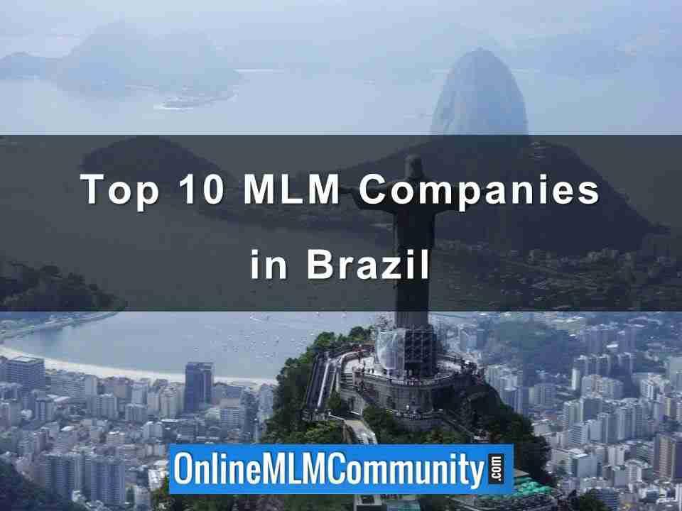 Top 10 MLM Companies in Brazil
