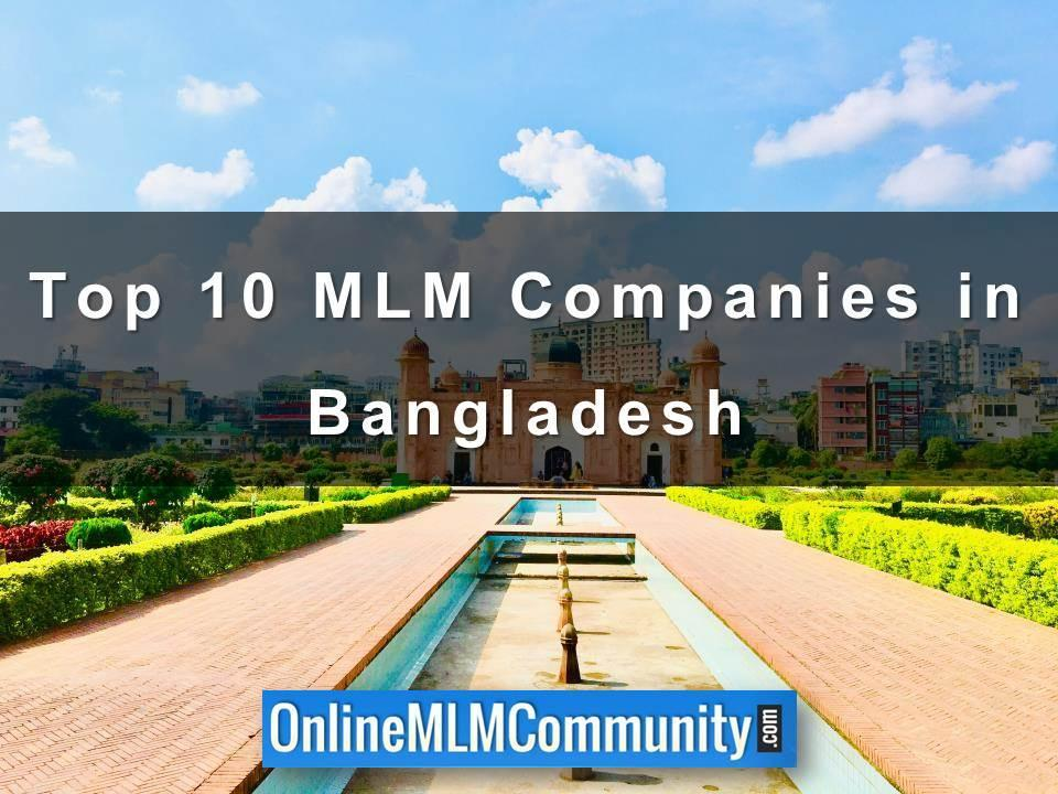 Top 10 MLM Companies in Bangladesh