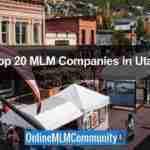 The Top 20 MLM Companies In Utah