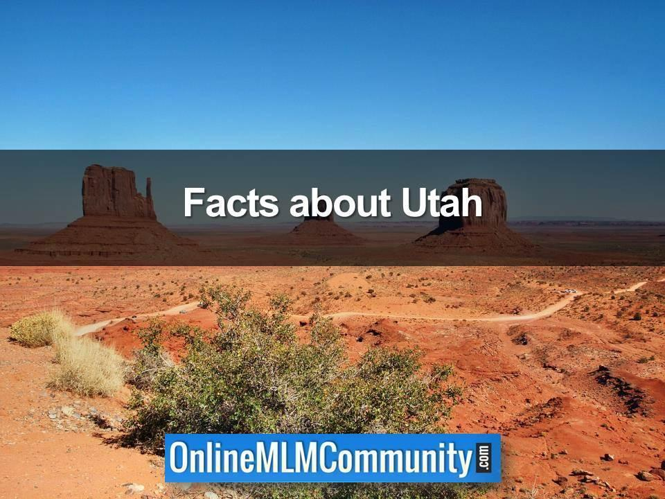 Facts about Utah
