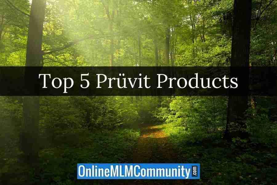 Top 5 Prüvit Products