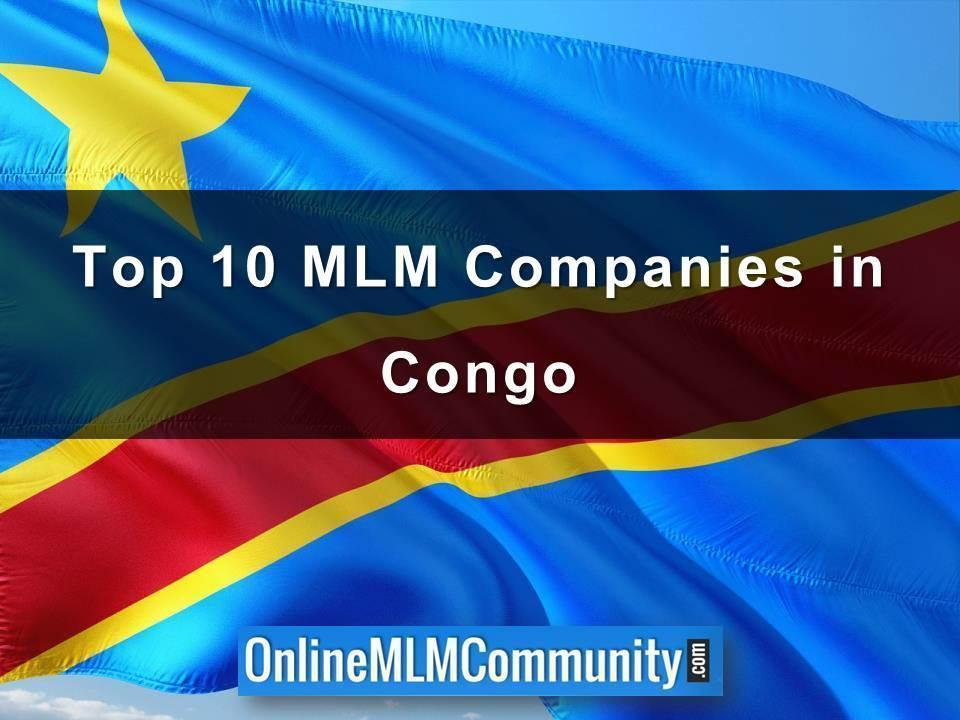 Top 10 MLM Companies in Congo