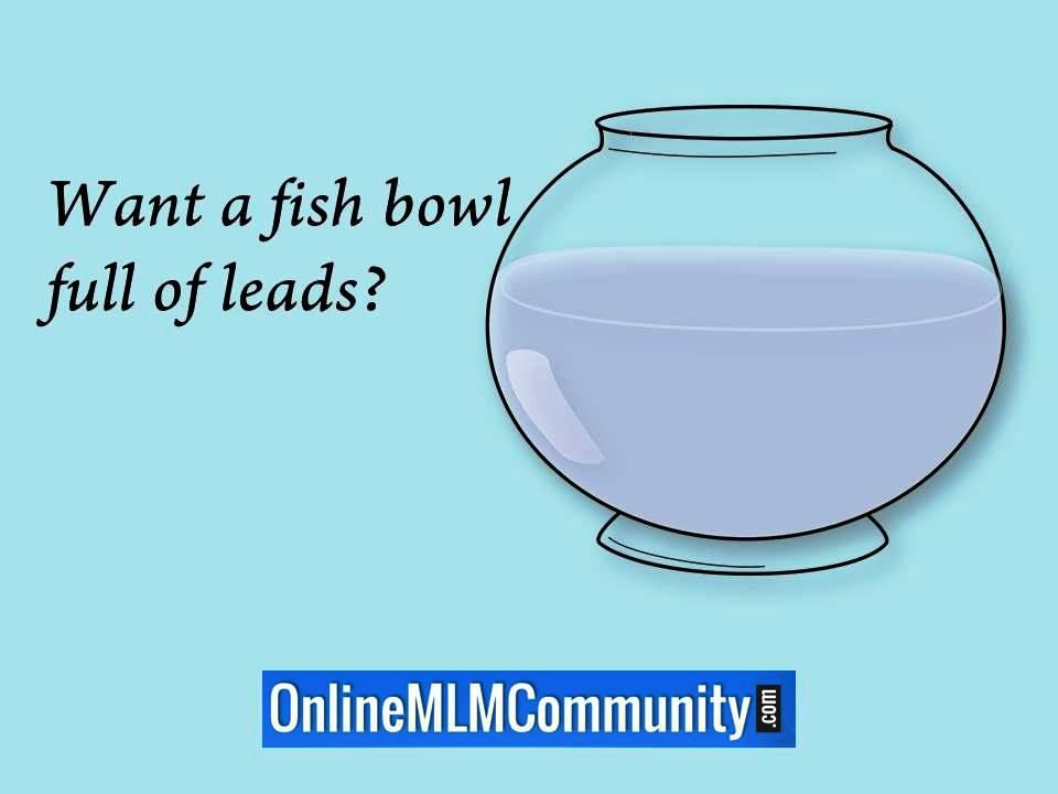 fish bowl lead generation