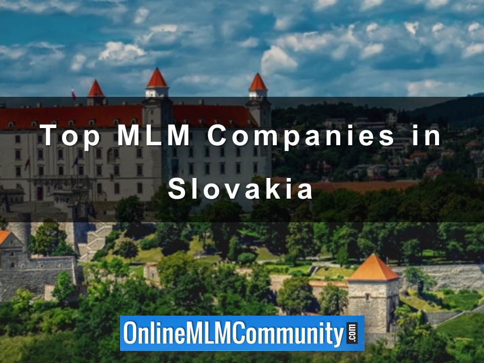 Top MLM Companies in Slovakia