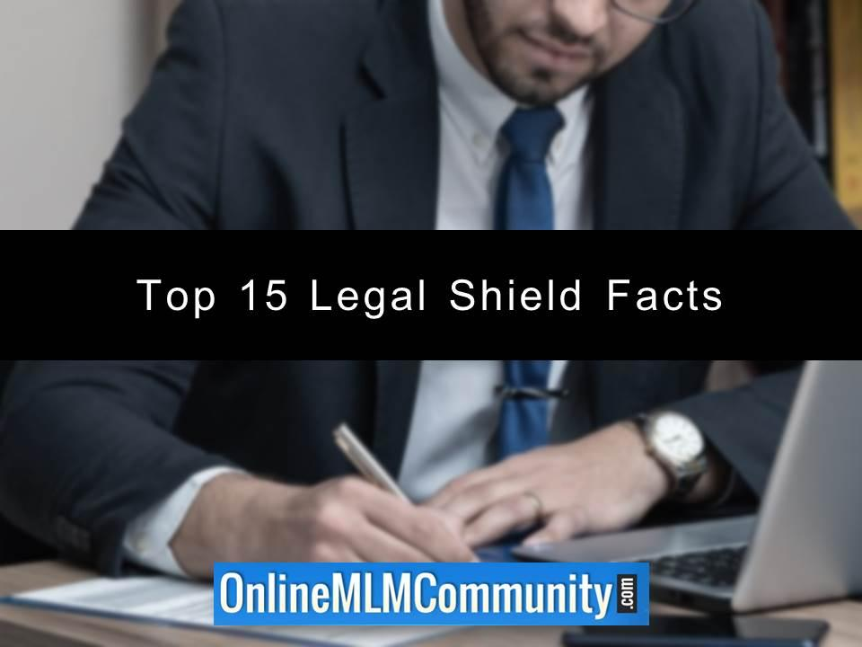 Top 15 Legal Shield Facts