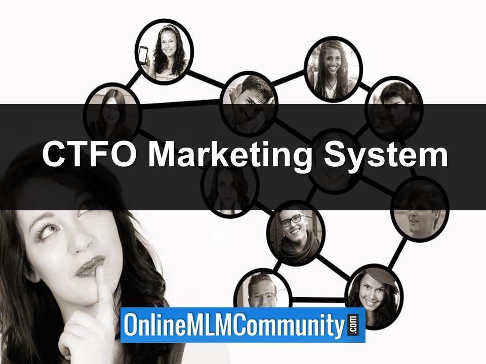 ctfo marketing system