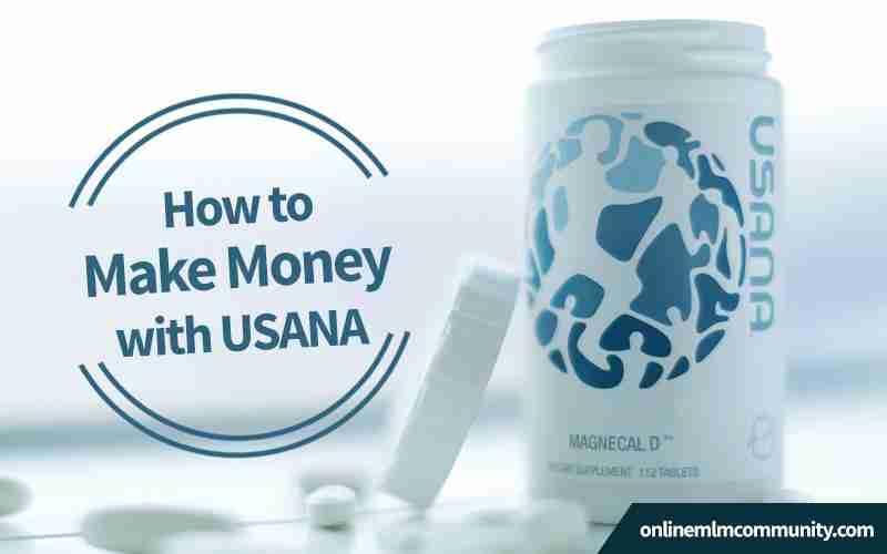 Make Money with USANA