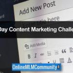 90-Day Content Marketing Challenge Blitz: My Results