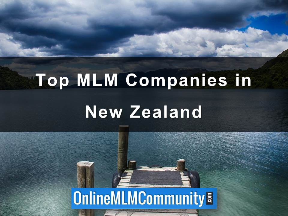Top MLM Companies in New Zealand