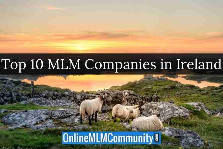 Top 10 MLM Companies in Ireland