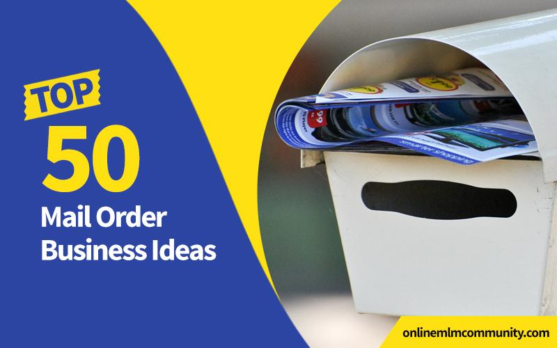 mail order business ideas