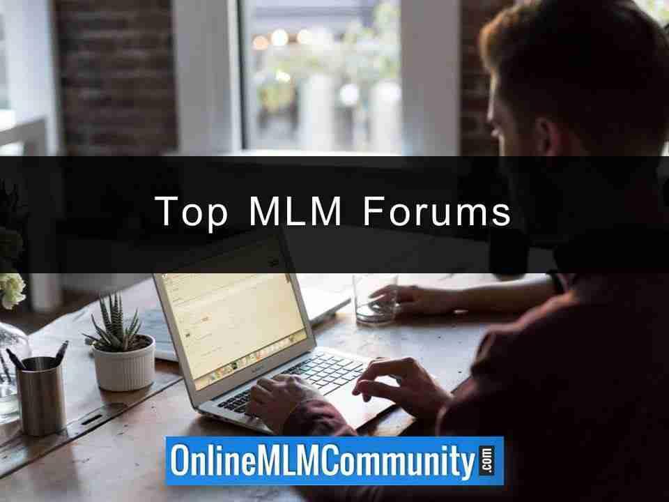 Top MLM Forums