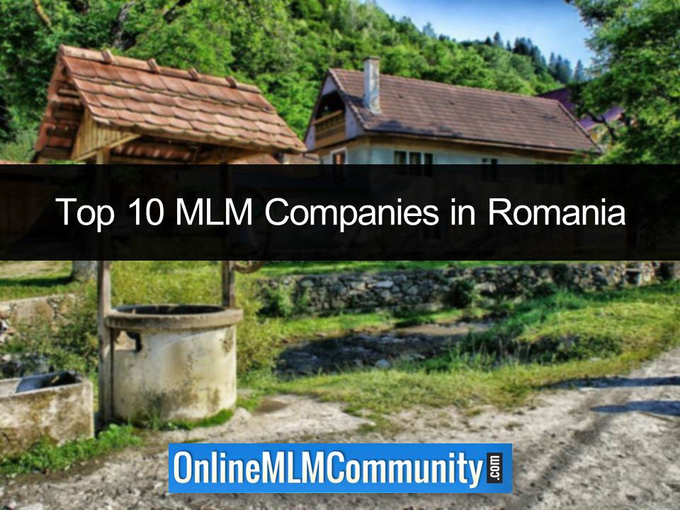 Top 10 MLM Companies in Romania