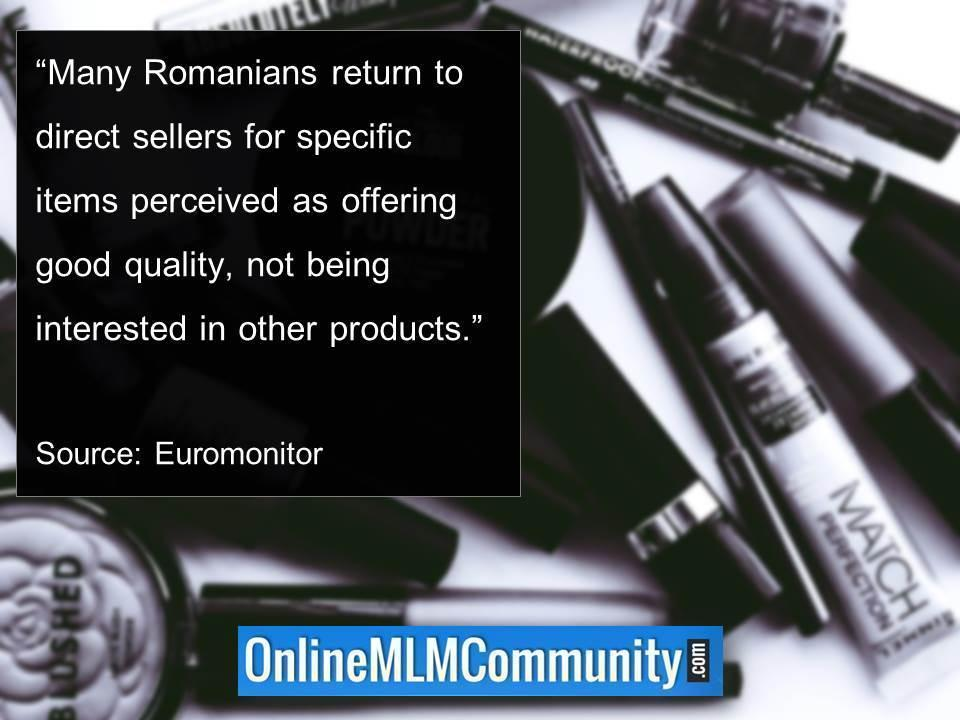 Many Romanians return to direct sellers for specific items perceived