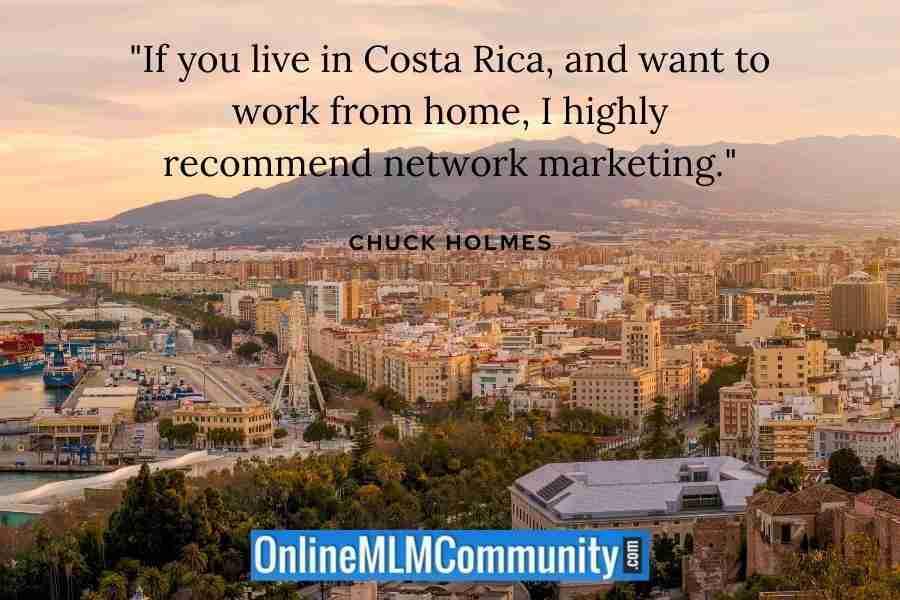 network marketing in costa rica