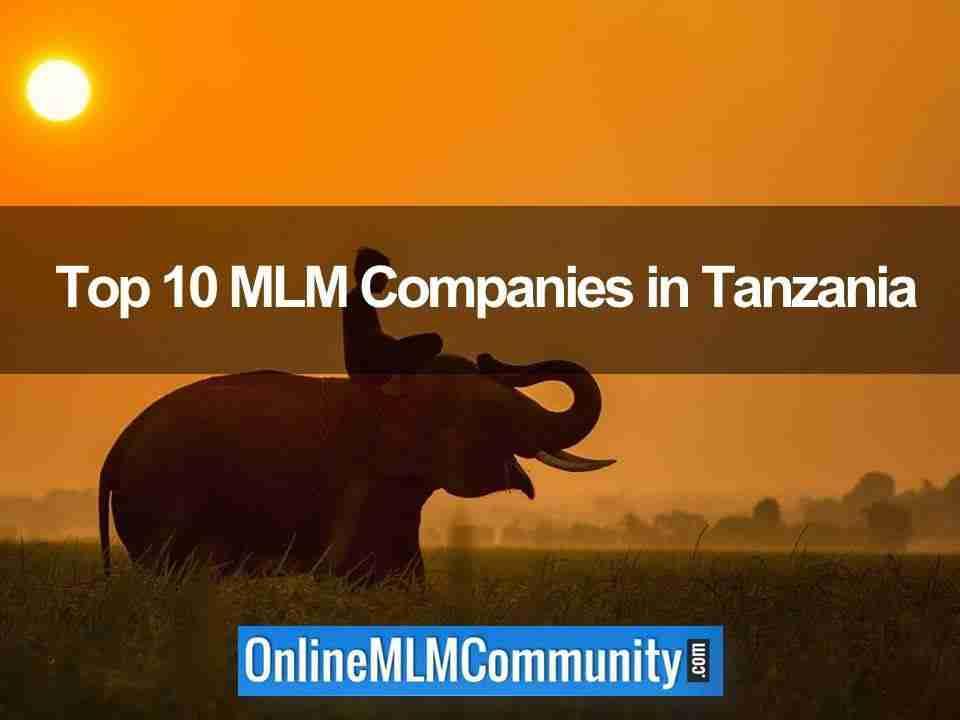 Top 10 MLM Companies in Tanzania