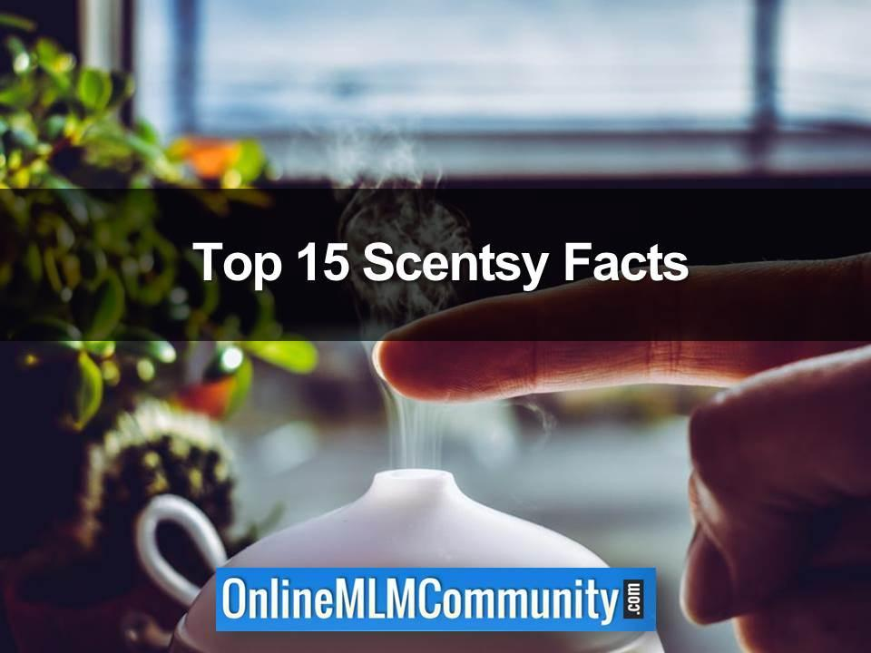 Top 15 Scentsy Facts