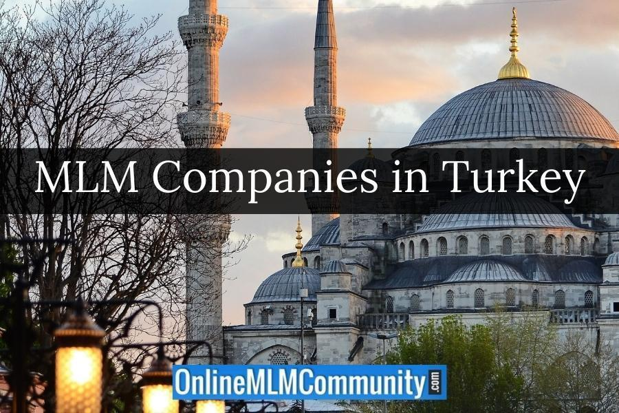 MLM Companies in Turkey