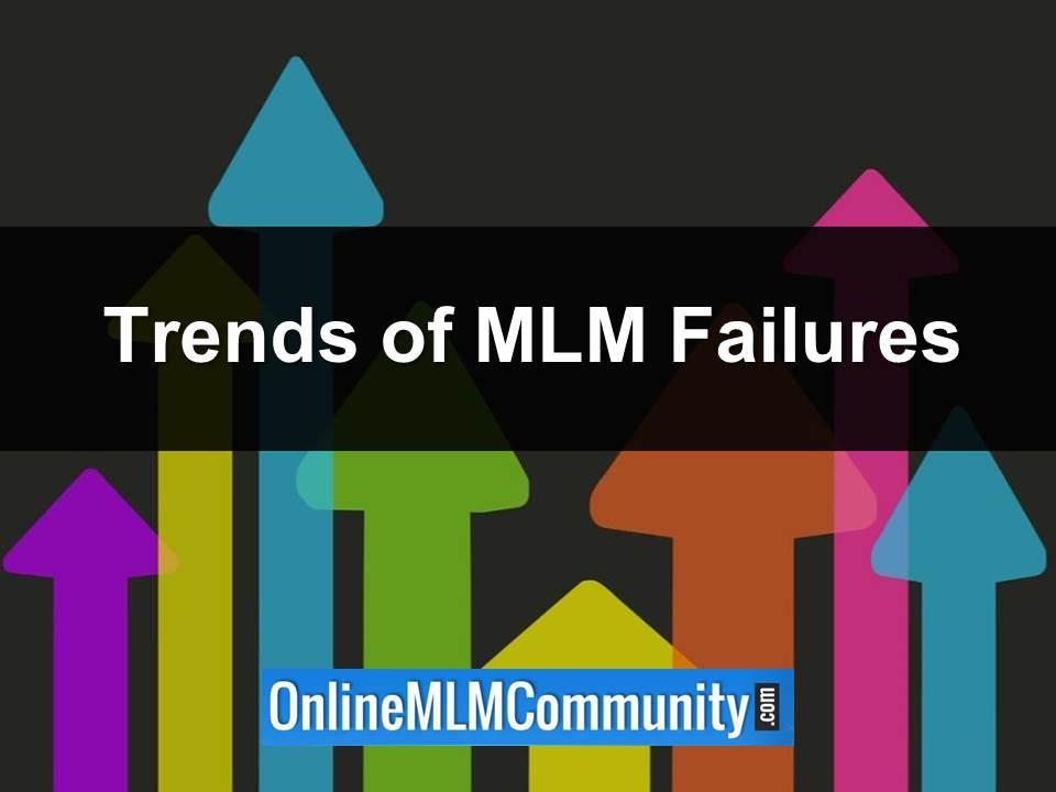 trends of mlm failures