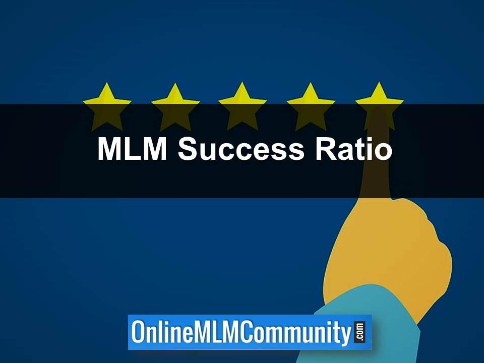 MLM Success Ratio
